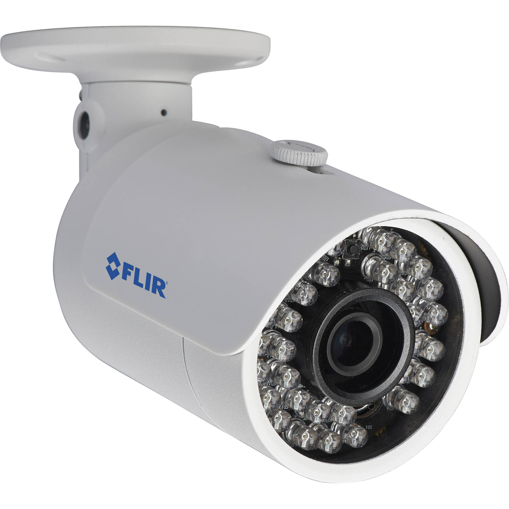 FLIR 2.1MP Day-Night IR Mini Bullet Camera with 3.6mm Fixed Lens - VDC Vandelta