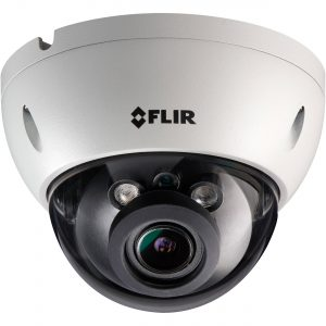 FLIR 3MP Outdoor Dome Camera - VDC Vandelta