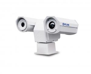 FLIR PT-602CZ Long Range Thermal Security Camera - VDC Vandelta