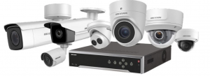 HIK Vision IP Camera - VDC Vandelta