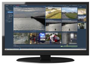 Honeywell monitor - VDC Vandelta