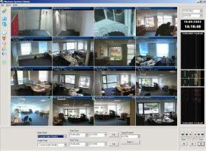Panasonic monitor - VDC Vandelta