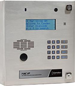 Camden CV-TACIP100 Intercom - VDC Vandelta