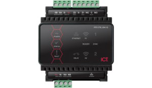 ICT DIN Rail WX Single Door System Controller - VDC Vandelta