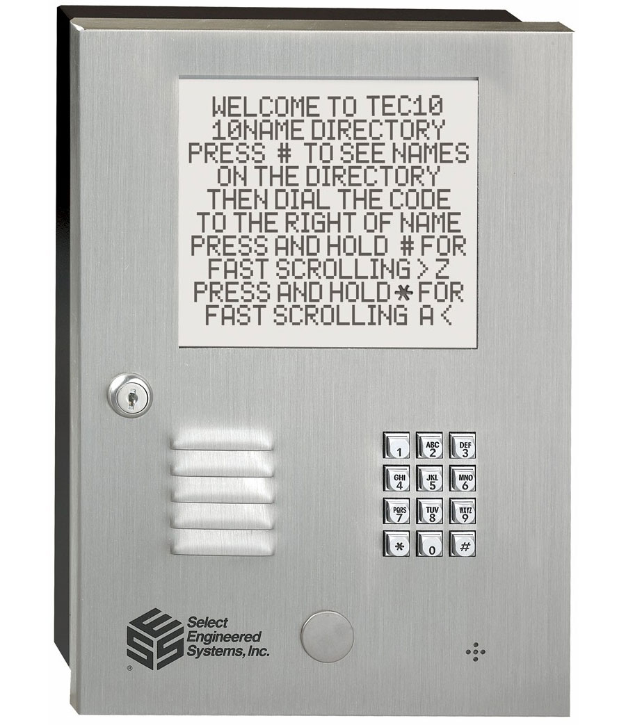 SES Tech Intercom - VDC Vandelta