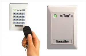 Securakey RK 600 Stand Alone Proximity Access Control - VDC Vandelta